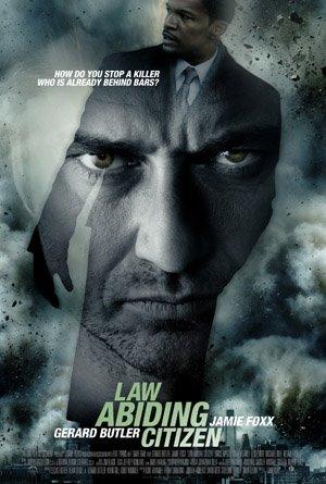 Law Abiding Citizen Teaser Poster