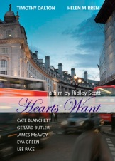 Hearts Want movie poster