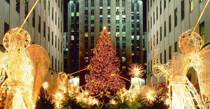 Christmas Stores In New York City