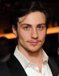 Aaron johnson 2011