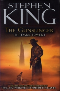 How many books in the dark tower