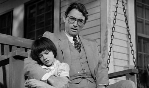 what makes atticus a good father