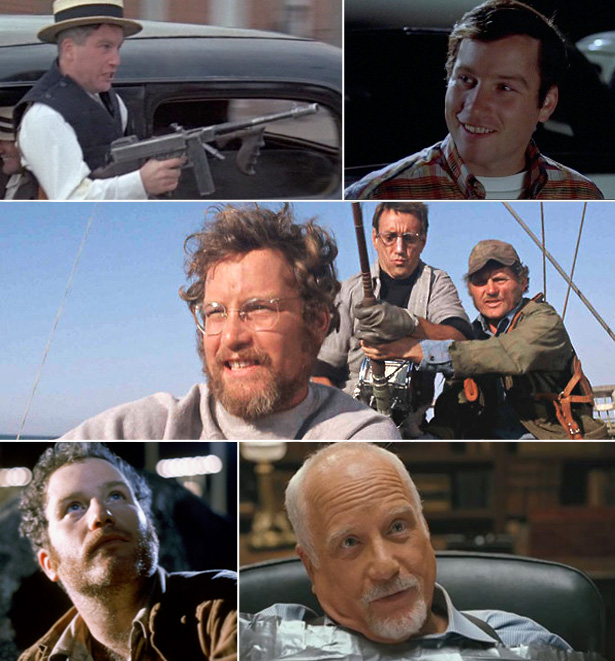 RichardDreyfussRoles