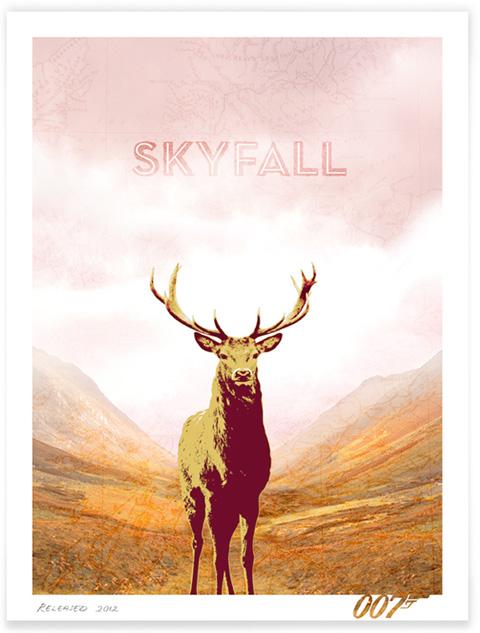 Skyfall_MinimalistPoster