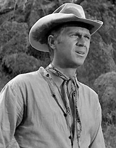 McQueen in The Magnificent Seven