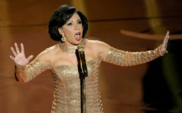 DameShirleyBasseyOscars2013