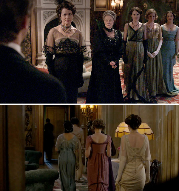 DowntonAbbeyCostumes