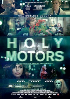 HolyMotorsPoster