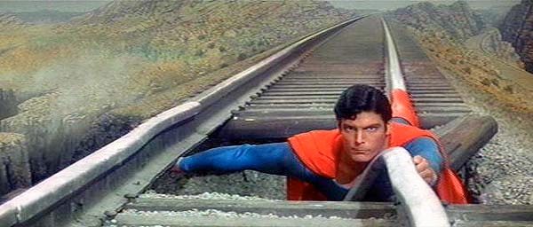 SupermanRailTrack