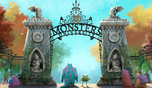 MonstersU