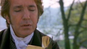 Alan Rickman as Col. Brandon (Sense & Sensibility)