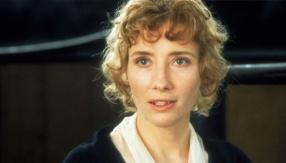 Emma Thompson as Elinor (Sense & Sensibility)