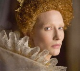Cate Blanchett as Queen Elizabeth I