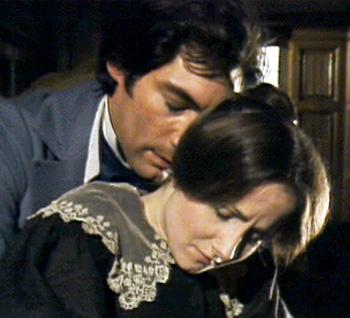 Timothy Dalton & Zelah Clarke (BBC Jane Eyre 1983)
