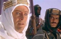 Peter O'Toole as T.E. Lawrence