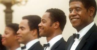 Kravitz, Gooding Jr. and Whitaker as White House staff