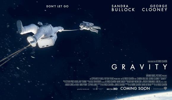 GravityMovieOftheMonth
