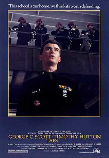 bunker hill military academy movie