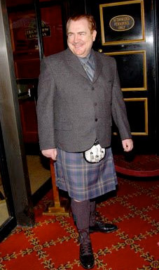 Scottish actors in hollywood