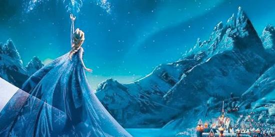 FROZEN_icepalace