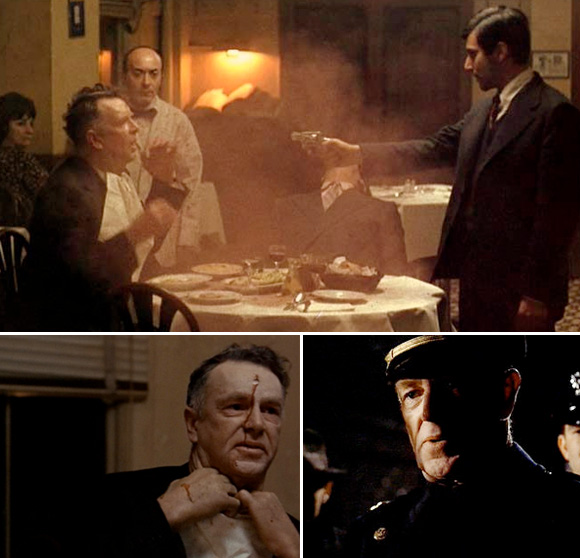 defining a genre in the 1972 film the godfather 42 1 part 5 genre: classifying storie_s __ _ various classic genre films, such as seven samurai (19s4), high noon (1952), and the godfather (1972) the filni's meaning and hurt1or depend considerably on the viewer's preexistihg.
