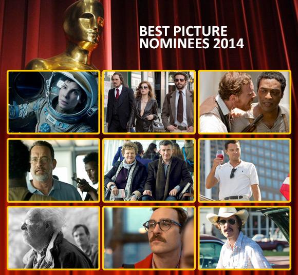 Oscars2014BestPicNoms
