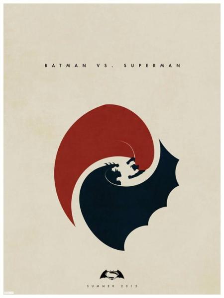 BatmanVsSupermanFanPoster1