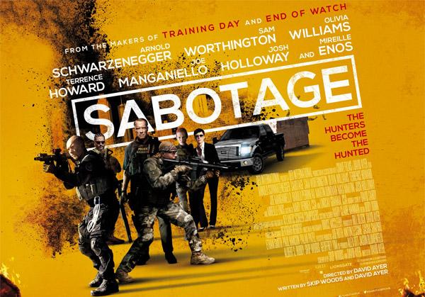 SabotagePoster