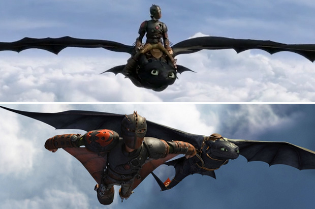 HTTYD2Flying