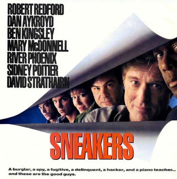 Sneakers1992poster