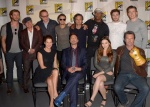 The ENTIRE cast of The Avengers: Age of Ultron at SDCC, WOW!
