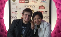 Me & social media director Conor Holt