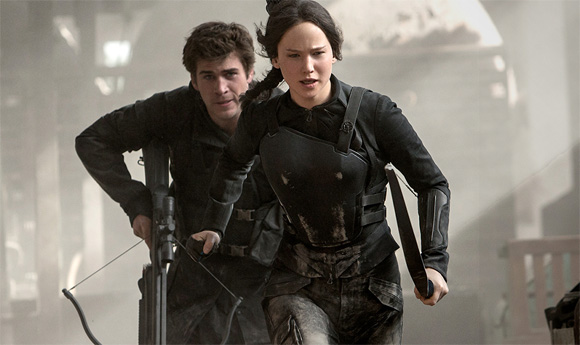 MockingjayPartI_Running