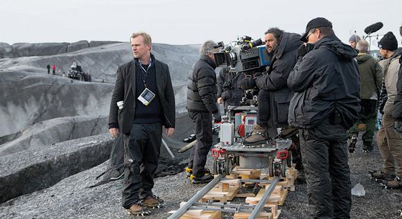 NolanFilmingInterstellar