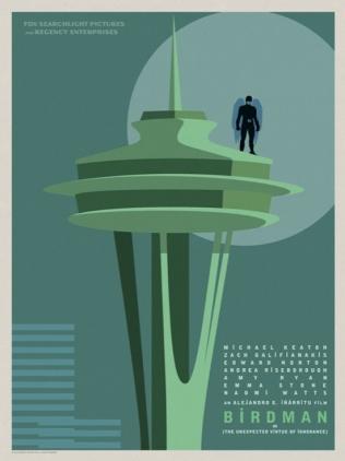 Birdman_SeattlePoster