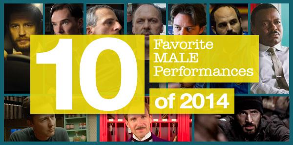 Top10MALEPerformances2014