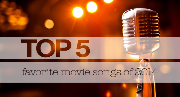 Top5MovieSongs2014
