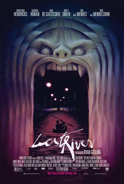 LostRiverPoster