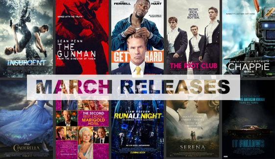 MarchReleases