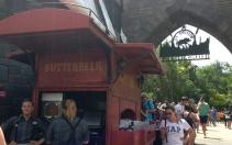 BUTTERBEER is everywhere!