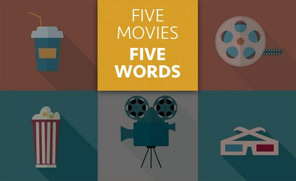 5Movies5Words