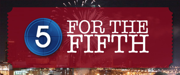 FiveForFifth_July4th2015