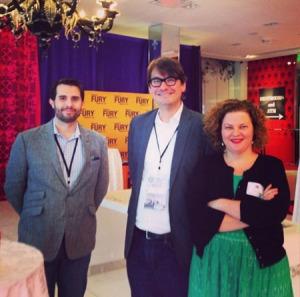 Future of Film panelists