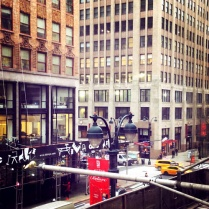 View from our 34th Street loft