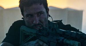 """Pablo Schreiber plays Kris """"Tanto"""" Paronto"""