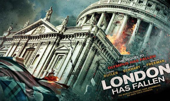 LondonHasFallen