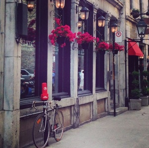 A gorgeous steakhouse in Old Montreal
