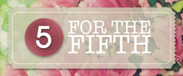 FiveForFifth2016_Spring