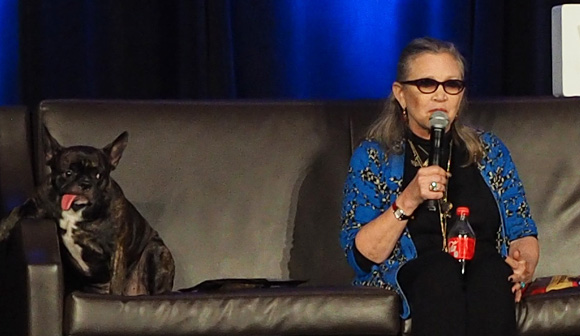 CarrieFisher_WizardWorld1