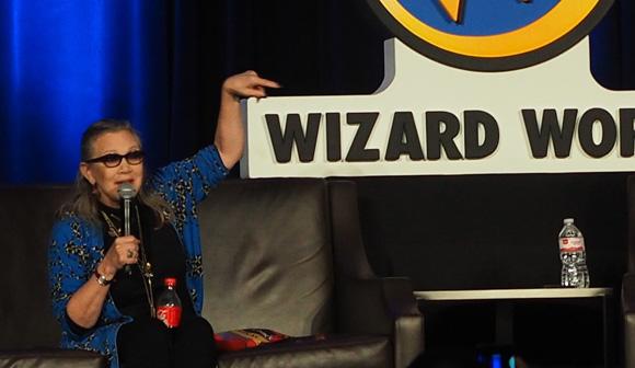 CarrieFisher_WizardWorld2